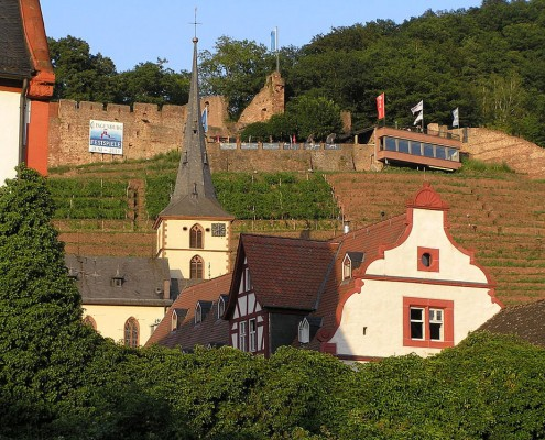 ... Miltenberg and the Kloster Engelberg > Dating back to the 13th century